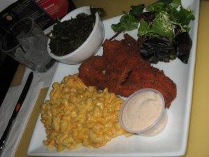 Delicious food at Billie's Black Restaurant@ The Black Season
