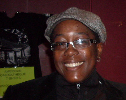 Cheryl Dunye at the African Deopera Film Festival '08